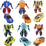 GuGio Car Transforming Robot Toy Boy Kids Children Toy Gift