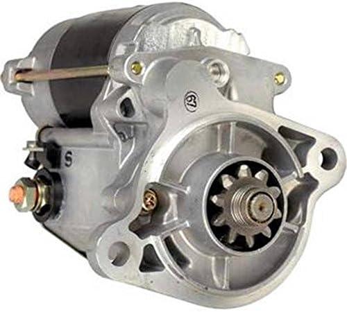 NEW 12V CW STARTER MOTOR FITS TELEDYNE CONTINENTAL TM-13 TM-20 TM-27 128000-2970