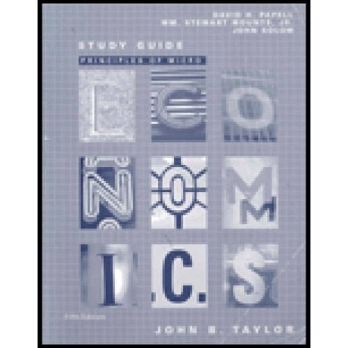 Study Guide for Taylor's Principles of Microeconomics, 5th