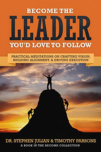 Become the Leader You