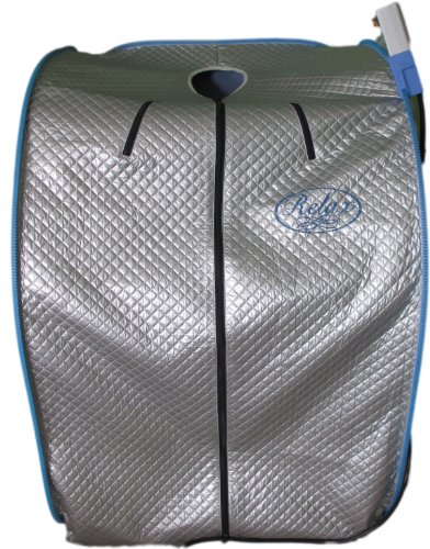 100% Far Infared Portable Sauna (other brands only ~20% FIR) by Relax Far Infrared Ray Sauna