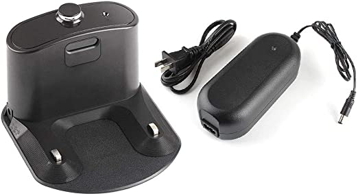 Base de Carga para aspiradora iRobot Roomba 5 6 7 8 9 Serie 595 780 880 860 805 980 960 LICHIFIT