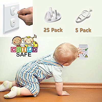 Outlet Covers Baby Proof 3 Plug Covers