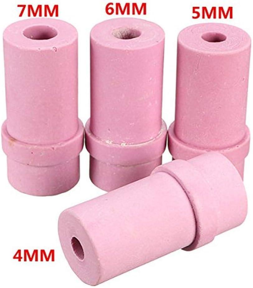 Buse de rechange pour pistolet /à sable en c/éramique 4//5//6//7 mm 4 mm