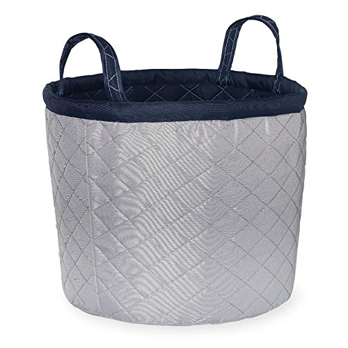 quilted laundry basket - 9