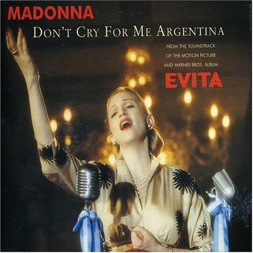 Don't Cry For Me Argentina (Part - Shop Online Argentina