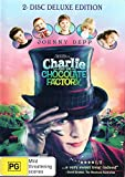 Charlie And The Chocolate Factory - Deluxe Edition (2 Disc Set)