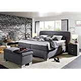 oschmann comfortbetten filou motor boxspringbett. Black Bedroom Furniture Sets. Home Design Ideas