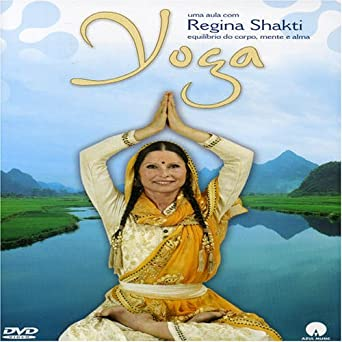 Amazon.com: Yoga Equilibrio Do Corpo: Regina Shakti: Movies & TV
