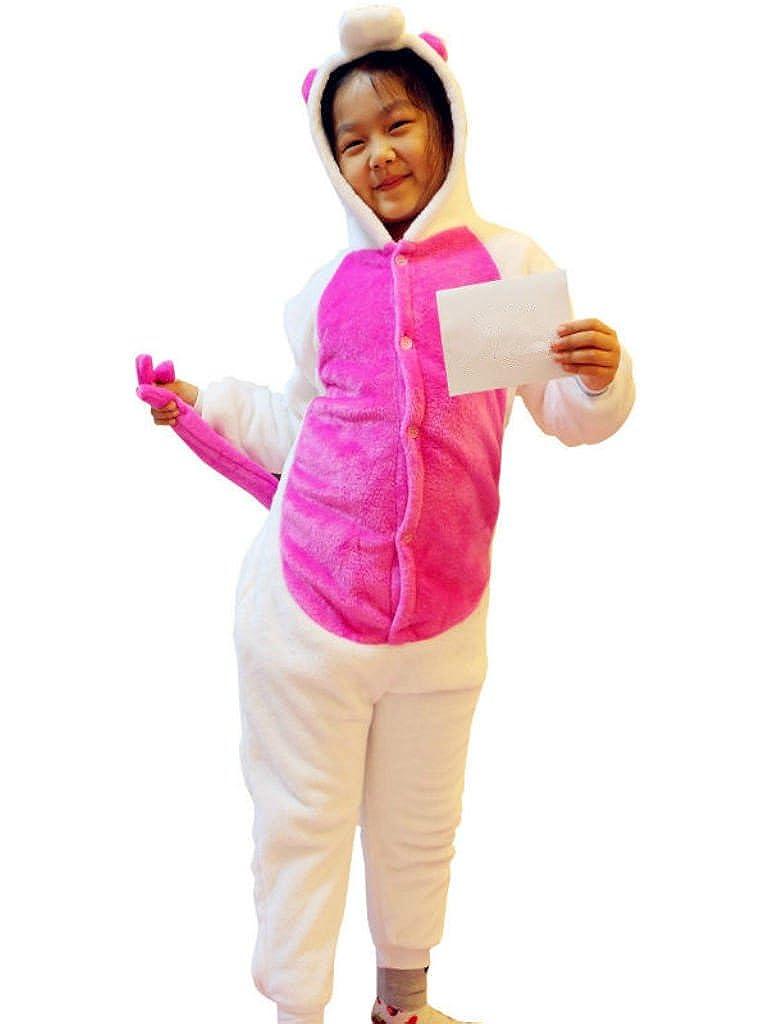 iSZEYU Kids Onesie Pajamas Halloween Costumes Boys Girls Animal Children Onsie CAKIDZA