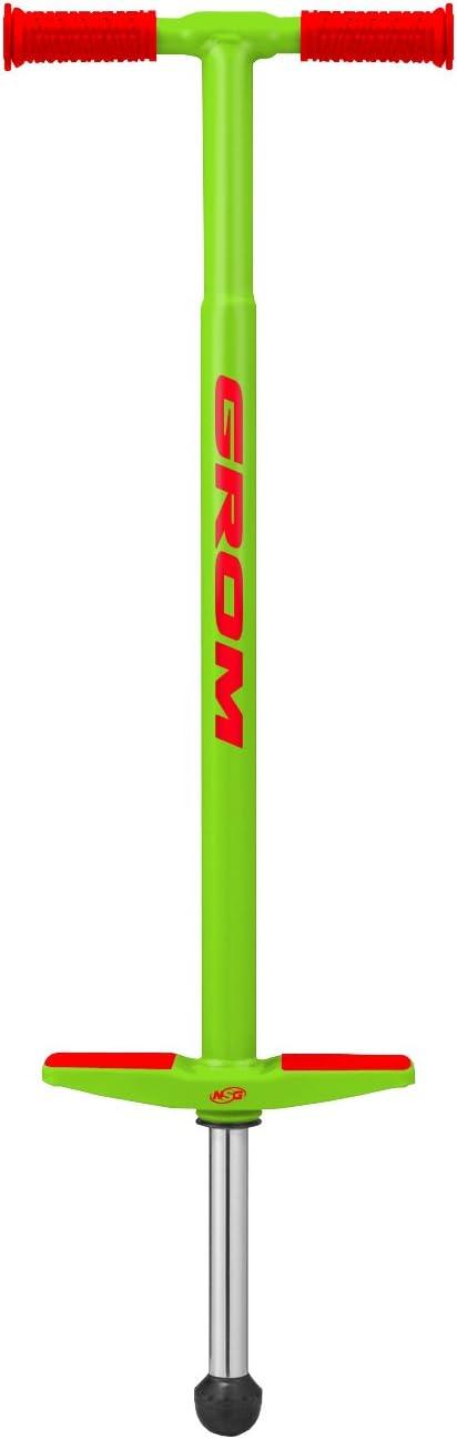 Kids Grom Pogo Stick - 5 to 9 Year Olds, 40-90 Pounds