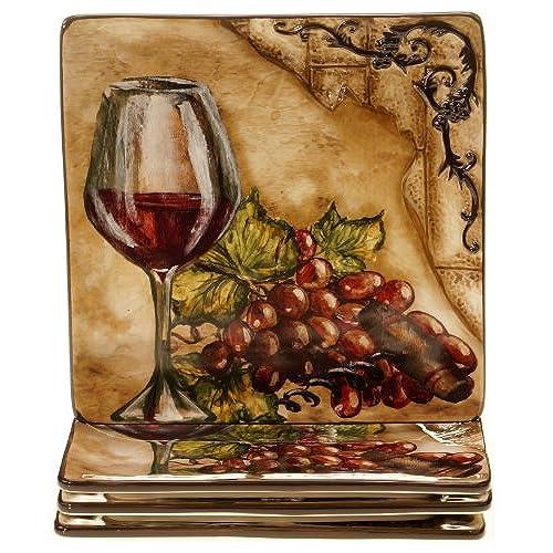 Tuscan Dinnerware: Amazon.com
