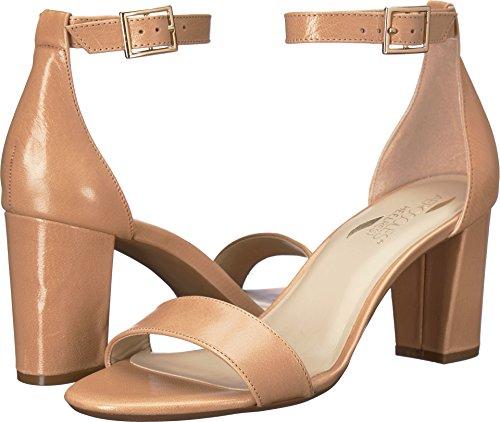 Aerosoles Women's Bird of Paradise Heeled Sandal, Nude Leather, 8 M US