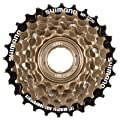 Shimano 6-Speed Tourney Bicycle Freewheel Replacement Cluster - MF-TZ