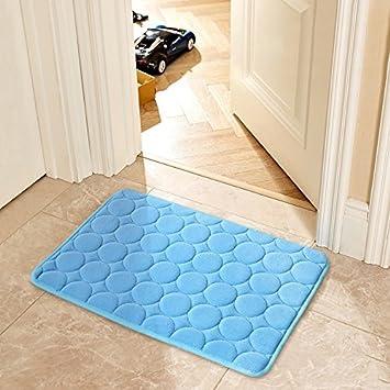Amazon.de: ZWL Pilz-Badezimmer-Tür in den Türmatten Foyer ...
