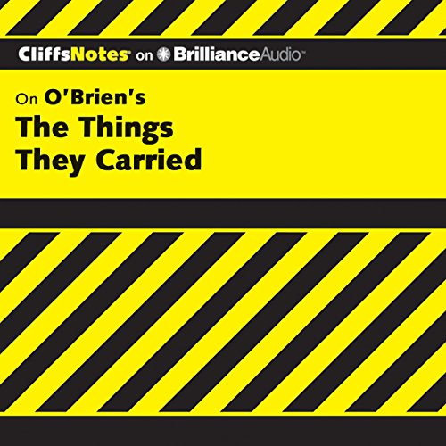 The Things They Carried: CliffsNotes Audiobook [Free Download by Trial] thumbnail