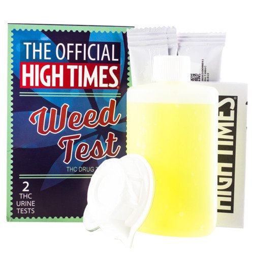 Drug Test with Control Test