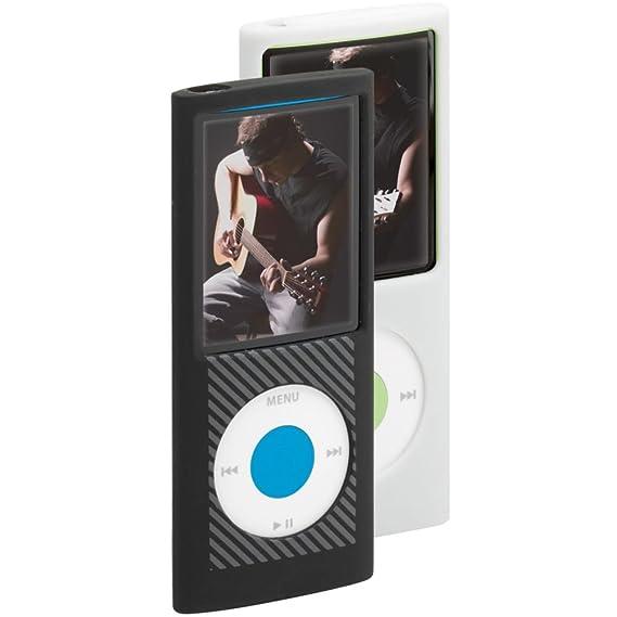 70365c6484661 Amazon.com: Case Logic iPod nano #174; (4th Gen) Silicone Cases- 2 ...
