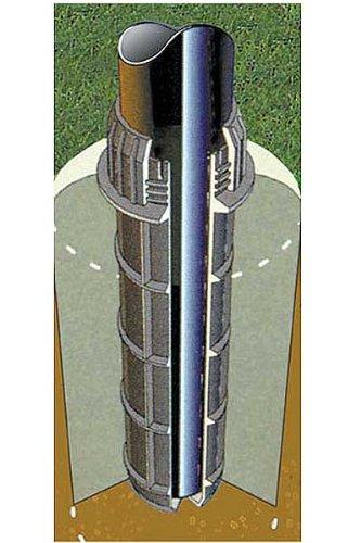 Spalding 8679R Ground Sleeve Round