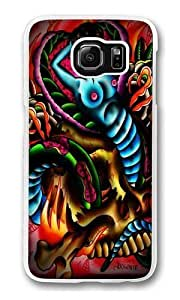 Charmed Polycarbonate Hard Case Cover for Samsung S6/Samsung Galaxy S6 Transparent Kimberly Kurzendoerfer