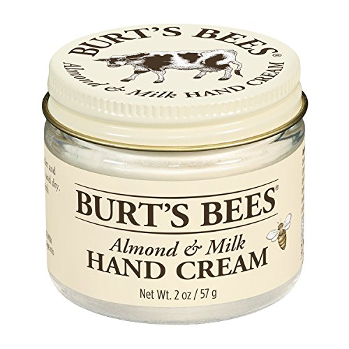 Burt's Bees Almond & Milk Handcreme, 1er Pack (1 x 57g)