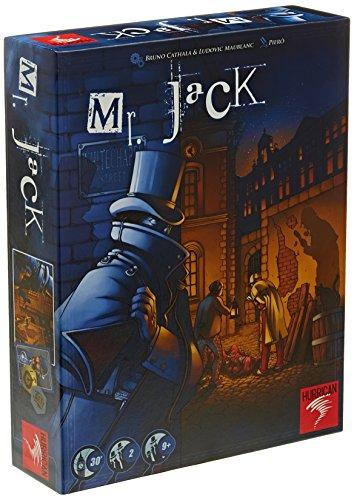 Asmodee Mr Jack