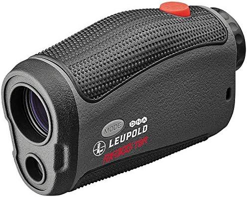 Leupold RX-1300i TBR Laser Rangefinder with DNA, Black Gray