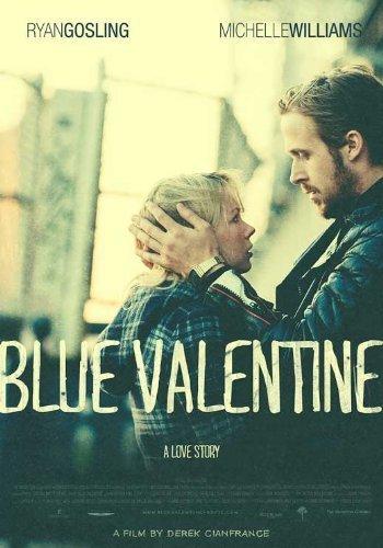 Image result for blue valentine poster