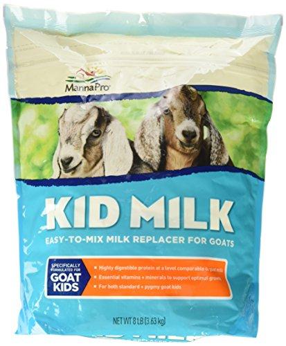 Manna Pro Kid Milk Replacer, 8 lb - Kid Milk Replacer