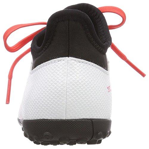 adidas Unisex-Kinder X Tango 17.3 TF J Gymnastikschuhe Mehrfarbig (Grey/real Coral S18/core Black)