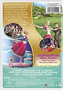 Barbie in The 12 Dancing Princesses by Universal Pictures Home Entertainment
