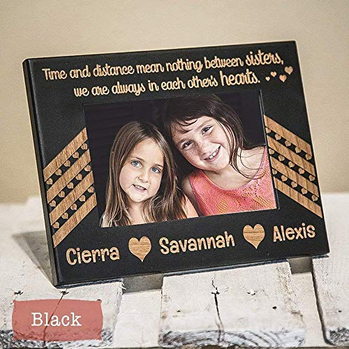 Personalized Sister Picture Frame