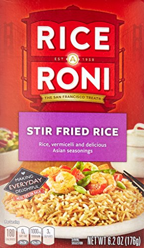 (Quaker Rice A Roni Fried Rice, 6.2 oz (Pack of 12))