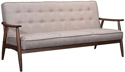 Amazon.com: Zuo Modern 100533 Rocky Sofa; Soft, Durable ...