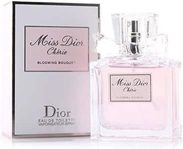 Miss Dior Eau de Toilette Spray for Women, Blooming Bouquet, 100ml