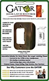 Gator Door Latch Restorer - Strike Plate