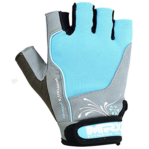 Mrx Women's Weight Lifting Gloves Workout Exercise