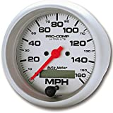 Auto Meter 4488 Ultra-Lite In-Dash Electric Speedometer