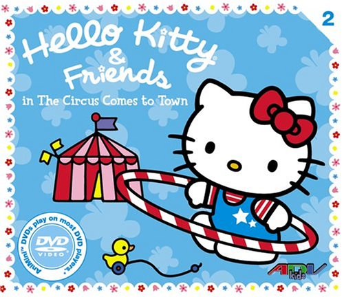 UPC 702727103520, Hello Kitty & Friends, Vol. 2 in the Circus Comes to Town