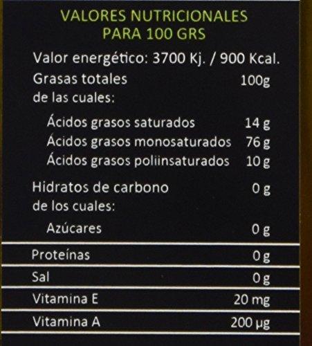Medina Albaida Aceite Oliva Virgen Extra Premium con Hilos de Azafrán - 350 ml: Amazon.es: Alimentación y bebidas