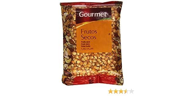 Gourmet - Frutos secos - Maíz para palomitas - 200 g - [pack de 5]: Amazon.es: Alimentación y bebidas