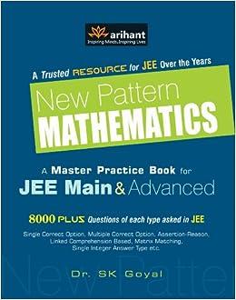 Pattern arihant jee pdf iit new chemistry