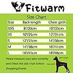 Fitwarm Fairy Mermaid Pet Clothes Dog Dresses Sundress Cat Vest Shirts 14