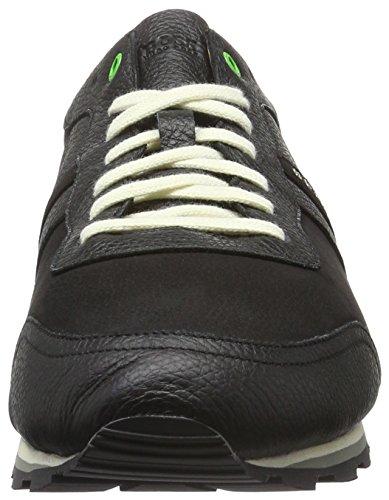 BOSS Green Parkour_Runn_Ltgr 10193638 01, Zapatillas Para Hombre Negro (Black 001)