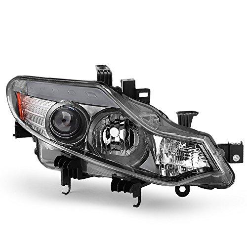- ACANII - For 2009-2014 Nissan Murano Halogen Model Replacement Headlight Headlamp - Passenger Side Only