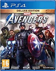 Marvel's Avengers: Deluxe Edition - PlayStation 4 (
