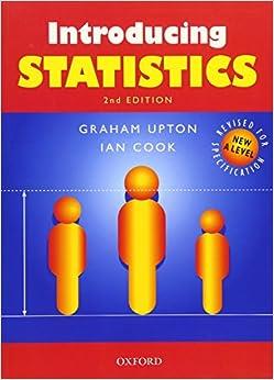 Book Introducing Statistics
