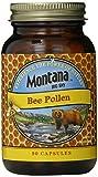 Montana Big Sky Bee Pollen Capsules, 90 Count