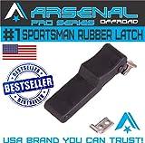 Polaris Sportsman 500 550 800 850 1000 Arsenal Front Storage Rack Rubber Latch - 2877447
