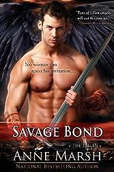 Savage Bond: The Fallen, Book #3 (English Edition)